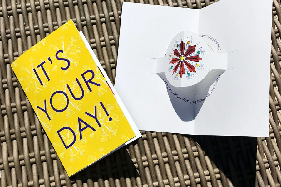 Pop Up Birthday Card – Easy to Make, Perfect for Giving!
