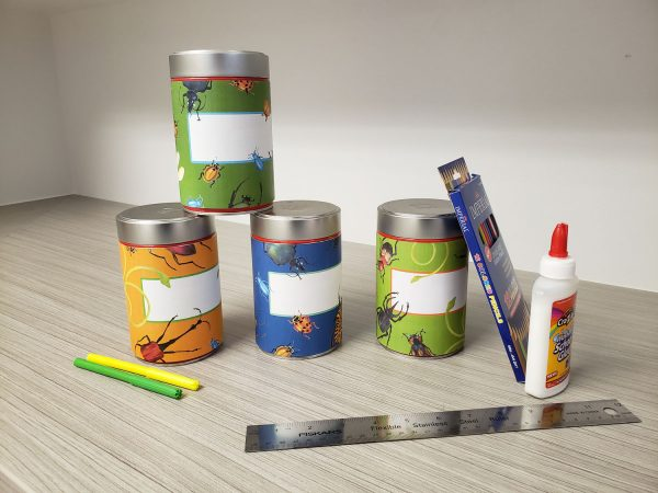 FREE Container Label Printables